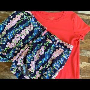 Floral printed Callahan Lilly Pulitzer shorts